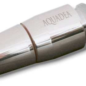 Trinkwasserwirbler ToneOne Silber