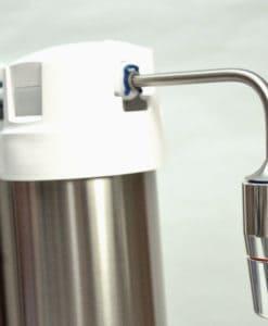 Okato Duo Edelstahl Trinkwasserfilter mit ToneOne Detail