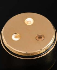 Trinkwasserwirbler Modul Trinity Gold Auslässe