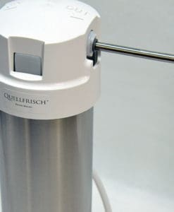 Okato Solo Edelstahl Trinkwasserfilter mit ToneOne Detail