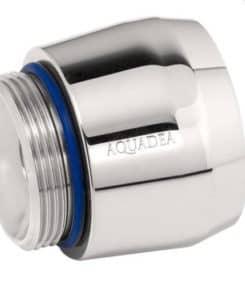 Trinkwasserwirbler Modul Silber