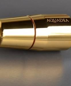 Trinkwasserwirbler ToneOne Gold liegend