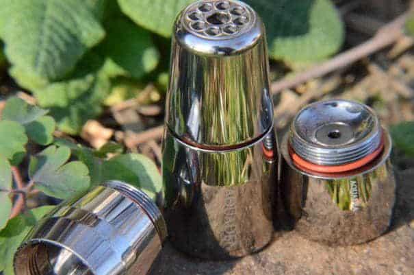 Trinkwasser-Wirbler Bündeldüse Ruthenium