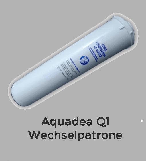 Aquadea Q1 Filterpatrone
