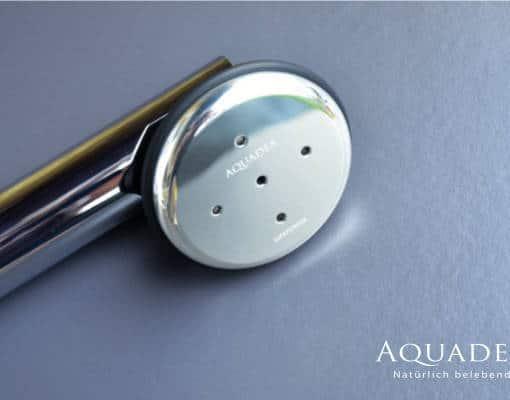 Wirbeldusche Lifepower 5 Silber Produktfoto