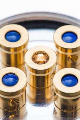 Lifepower 5 Wirbelkammern mit Kristallen