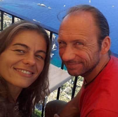 Andreas Zahn und Barbara Ahorn