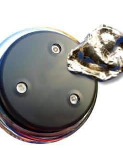 Smarald 3 Inspiration Silber Duschplatte
